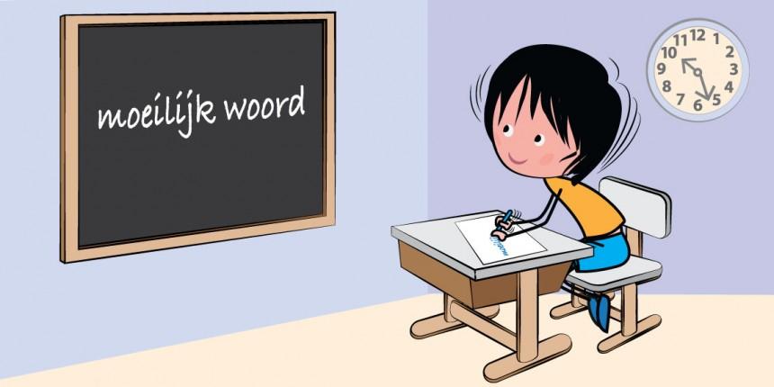 Blind schrijven